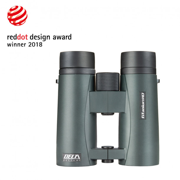 Delta Optical Titanium HD 8x42 ED binoculars